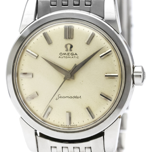 OMEGA Seamaster Cal 501 Steel Automatic Mens Watch 2846