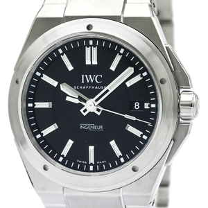 IWC Ingenieur Automatic Stainless Steel Men's Sports Watch IW323902