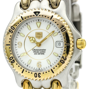 Tag Heuer Sel Automatic Gold Plated,Stainless Steel Men's Sports Watch WG5120