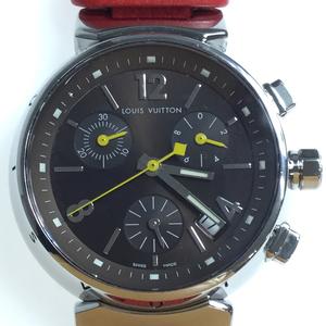 ルイ・ヴィトン(Louis Vuitton) タンブール Q1321 クォーツ ステンレススチール(SS) 腕時計