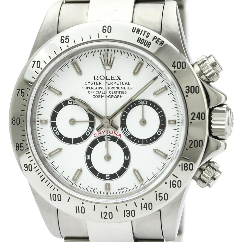 new products 47189 2ba50 ロレックス(Rolex) デイトナ 自動巻き ステンレススチール(SS) メンズ スポーツウォッチ 16520 | elady.com
