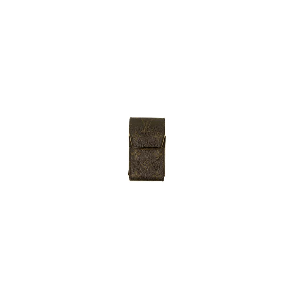 ルイヴィトン タバコケース モノグラム エテュイシガレット M63024