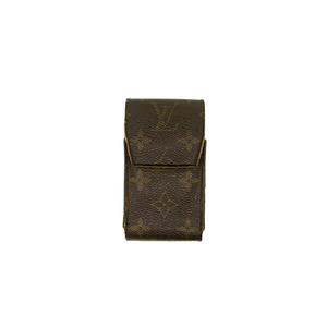 Auth Louis Vuitton Cigarette Case Monogram Eteyui cigarette