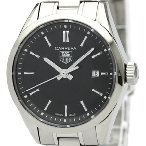 Tag Heuer Carrera Quartz Stainless Steel Women's Dress Watch WV1414
