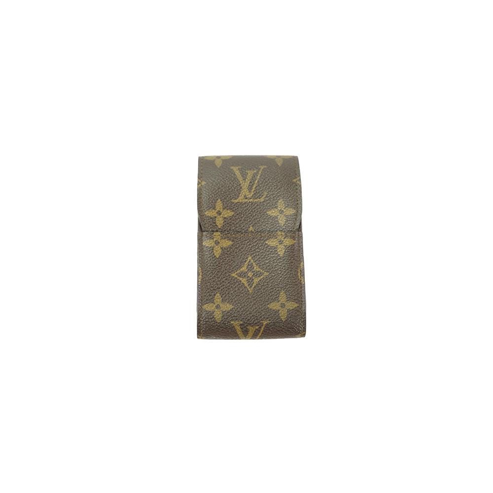 ルイ・ヴィトン(Louis Vuitton) モノグラム タバコケース エテュイ シガレット Eteyui cigarette M63024