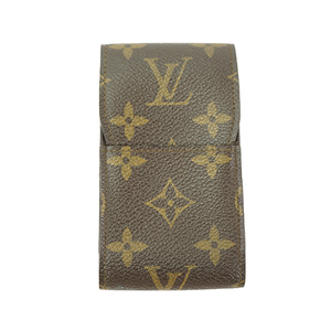Louis Vuitton Monogram Cigarette Case エテュイ シガレット Eteyui cigarette M63024