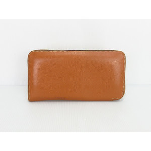 Hermes Azap  Long Wallet (bi-fold) Brown