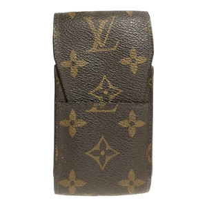 Louis Vuitton Monogram M63024 Ebene Cigarette Case M63024