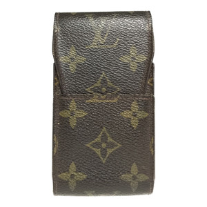 ルイ・ヴィトン(Louis Vuitton) モノグラム タバコケース エベヌ M63024 エテュイ・シガレット