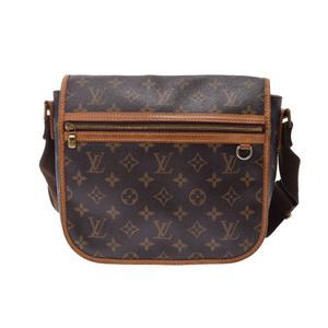 a9650118592c Louis Vuitton Monogram Messenger PM Bosphore M40106 Women s Bag Monogram