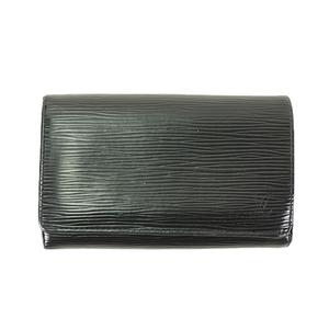 ルイヴィトン 財布(二つ折り) エピ ポルトフォイユトレゾール M63972