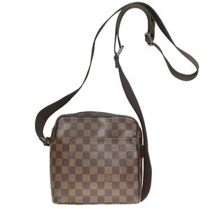 ルイ・ヴィトン(Louis Vuitton) ダミエ N41442 オラフPM レディース バッグ エベヌ