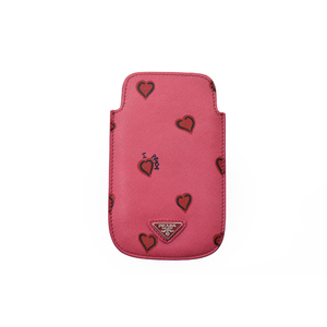 Prada Phone Case Pink iPhone 4 case