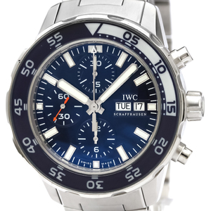 IWC Aquatimer Automatic Stainless Steel Men's Sports Watch IW376710