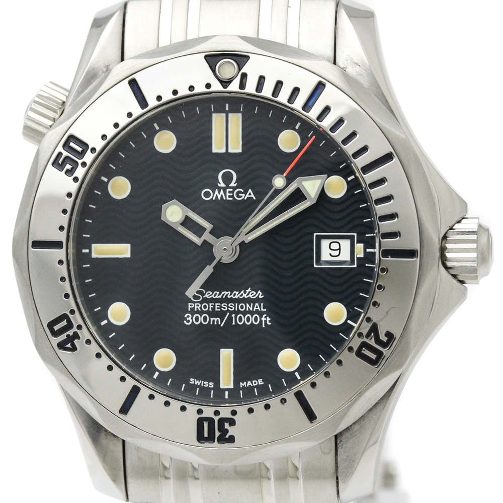 OMEGA Seamaster Professional 300M Steel Mid Size Watch 2562.80