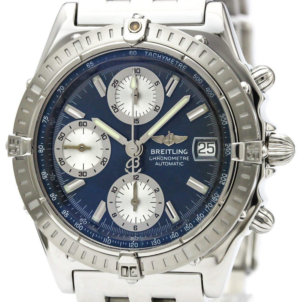 Breitling Chronomat Automatic Stainless Steel Mens Sports Watch A13352