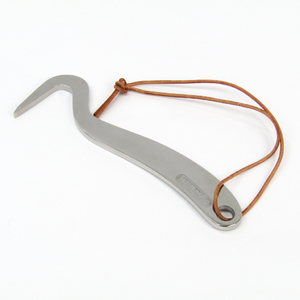 エルメス(Hermes) 馬術 シルバー メタル 鉄爪