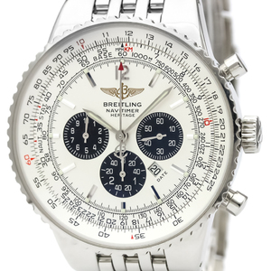 Breitling Navitimer Automatic Stainless Steel Men's Sports Watch A35340