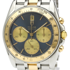 Tudor Monarch Quartz Stainless Steel,Yellow Gold (18K) Men's Sports Watch 15903