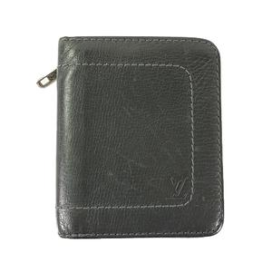 ルイヴィトン 財布 レザー ブラック