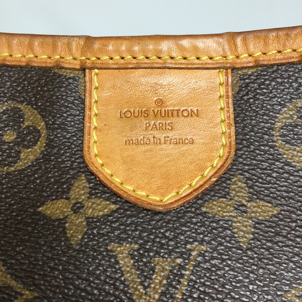 faa989b91cd Auth Louis Vuitton Monogram M40352 Delightful PM Women's Shoulder Bag |  eLady.com