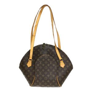 【中古】 ルイ・ヴィトン(Louis Vuitton) モノグラム M51128 エリプス・ショッピング ショルダーバッグ