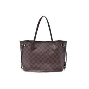 Louis Vuitton Damier Neverfull PM N51109 Tote Bag Ebene