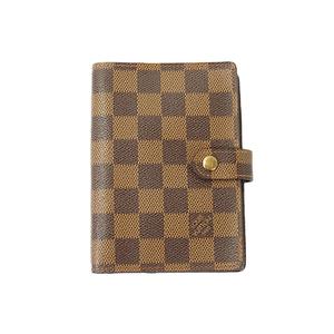 ルイ・ヴィトン(Louis Vuitton) ダミエ A6 手帳 アジェンダPM Agenda PM R20700
