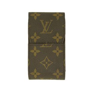 ルイ・ヴィトン(Louis Vuitton) モノグラム タバコケース エテュイシガレット Eteyui cigarette M63024