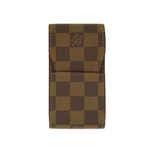 ルイ・ヴィトン(Louis Vuitton) ダミエ タバコケース エテュイシガレット Etui Cigarette N63024