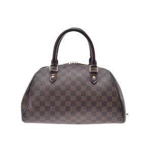 Louis Vuitton Damier Rivela MM N41434 Handbag Ebene