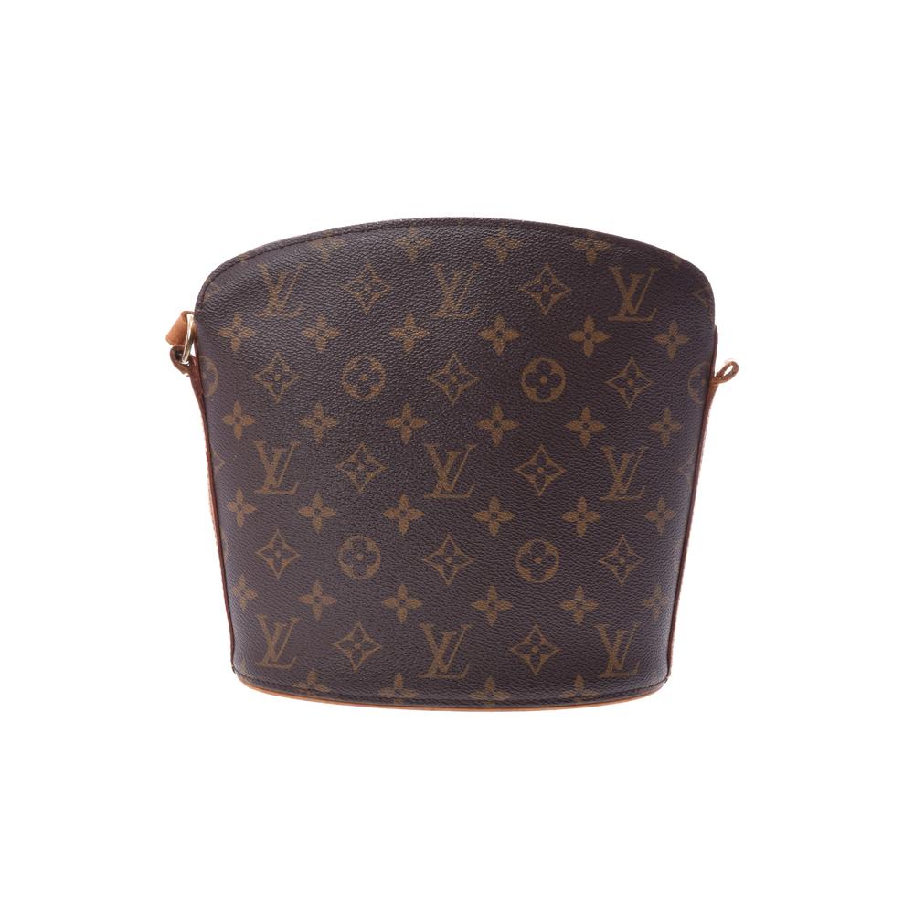54589e6be7b7 Louis Vuitton Monogram Drouot M51290 Shoulder Bag Monogram