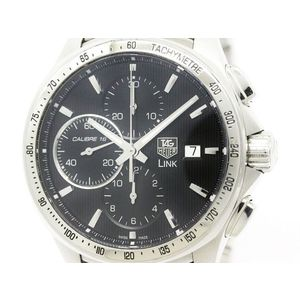 TAG HEUER Link Calibre 16 Chronograph Automatic Watch CAT2010