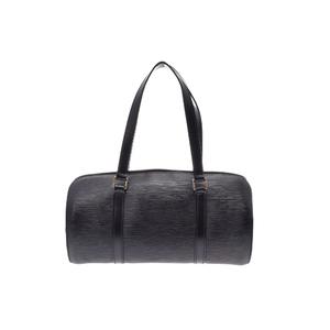 Louis Vuitton Epi Soufflot M52222 Handbag Noir