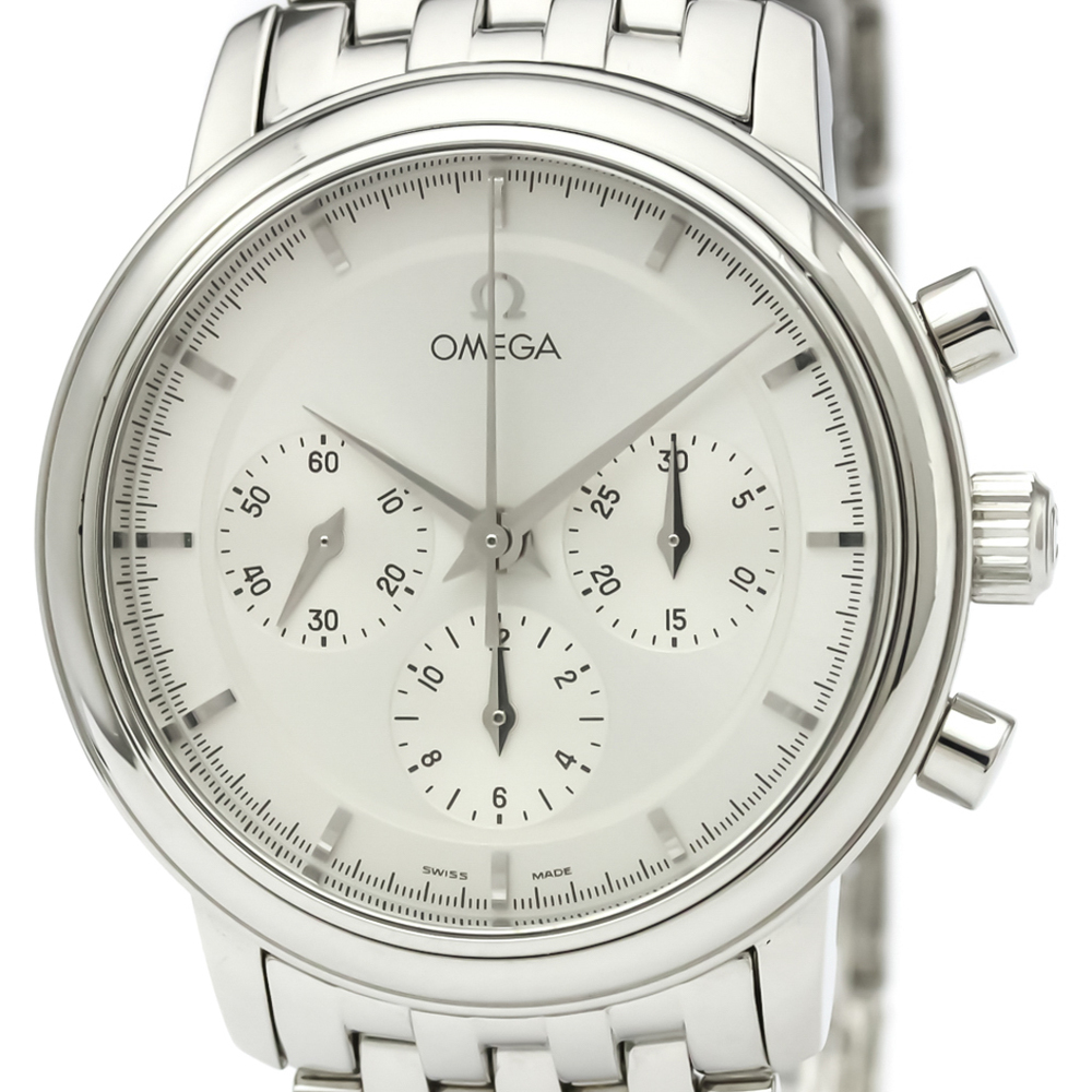 Omega De Ville Mechanical Stainless Steel Men's Dress Watch 4540.31