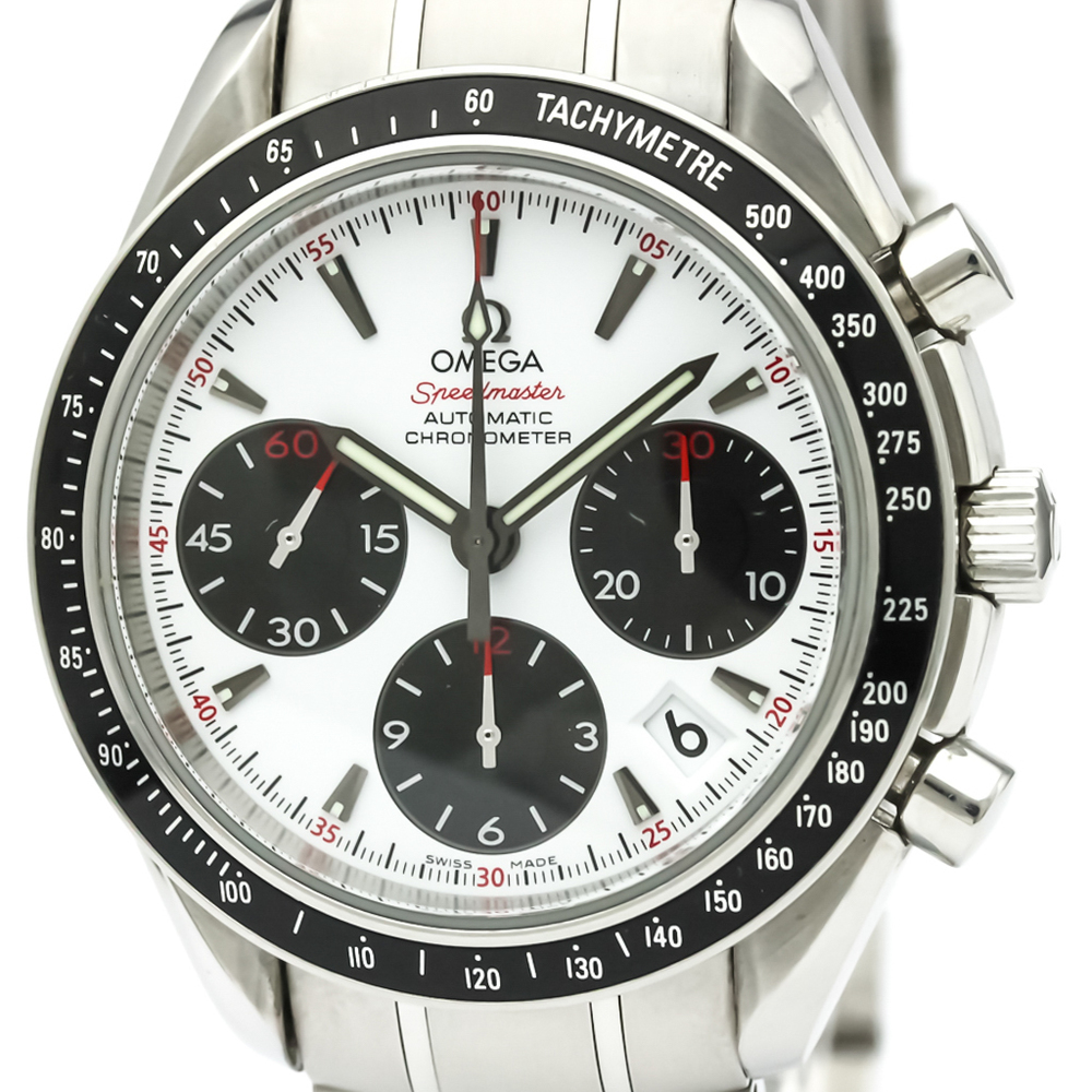 OMEGA Speedmaster Date Automatic Watch 323.30.40.40.04.001