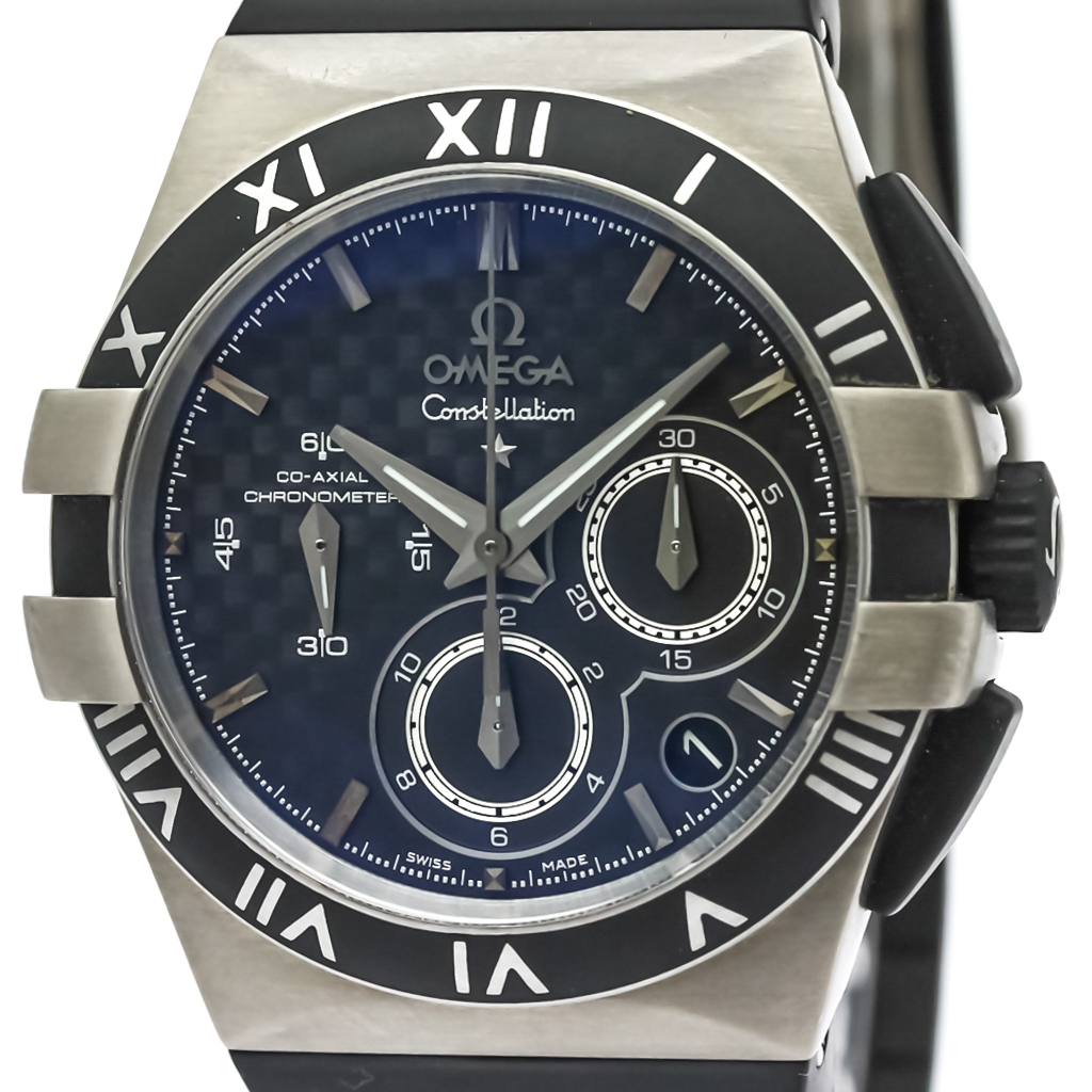 093ae1f06ea Details about Polished OMEGA Constellation Double Eagle Watch  121.92.35.50.01.001 BF333396