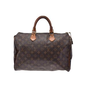 Used Louis Vuitton Monogram Speedy 35 M41524 Ladies ◇