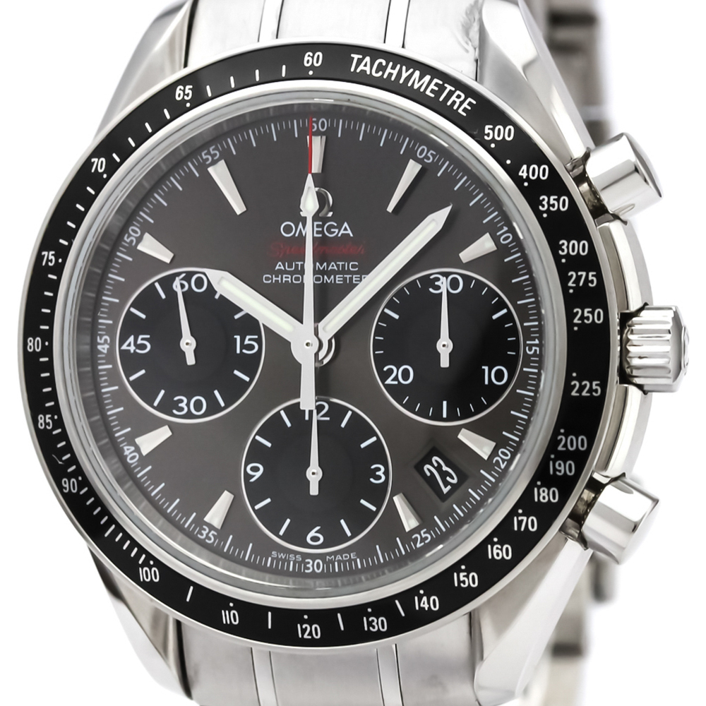 OMEGA Speedmaster Date Automatic Watch 323.30.40.40.06.001