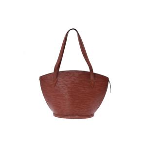 Louis Vuitton Epi Saint-Jacques Shopping M52263 Shoulder Bag Kenyan Brown