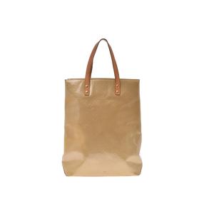 Louis Vuitton Vernis M91141 Bag Beige
