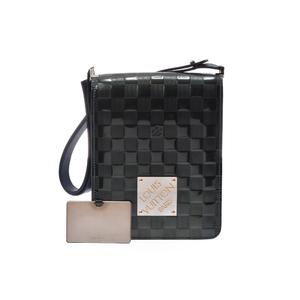 Louis Vuitton Damier Vernis M92128 Bag Blue