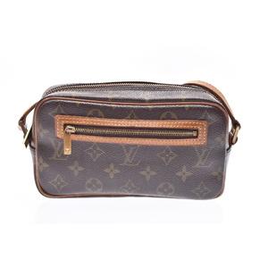 Louis Vuitton Monogram Pochette Cite M51183 Shoulder Bag Monogram