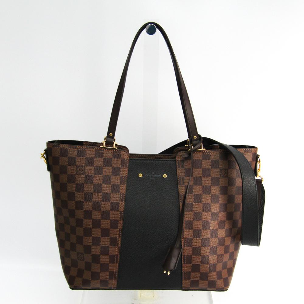 Louis Vuitton Damier Jersey N44023 Women's Tote Bag Noir