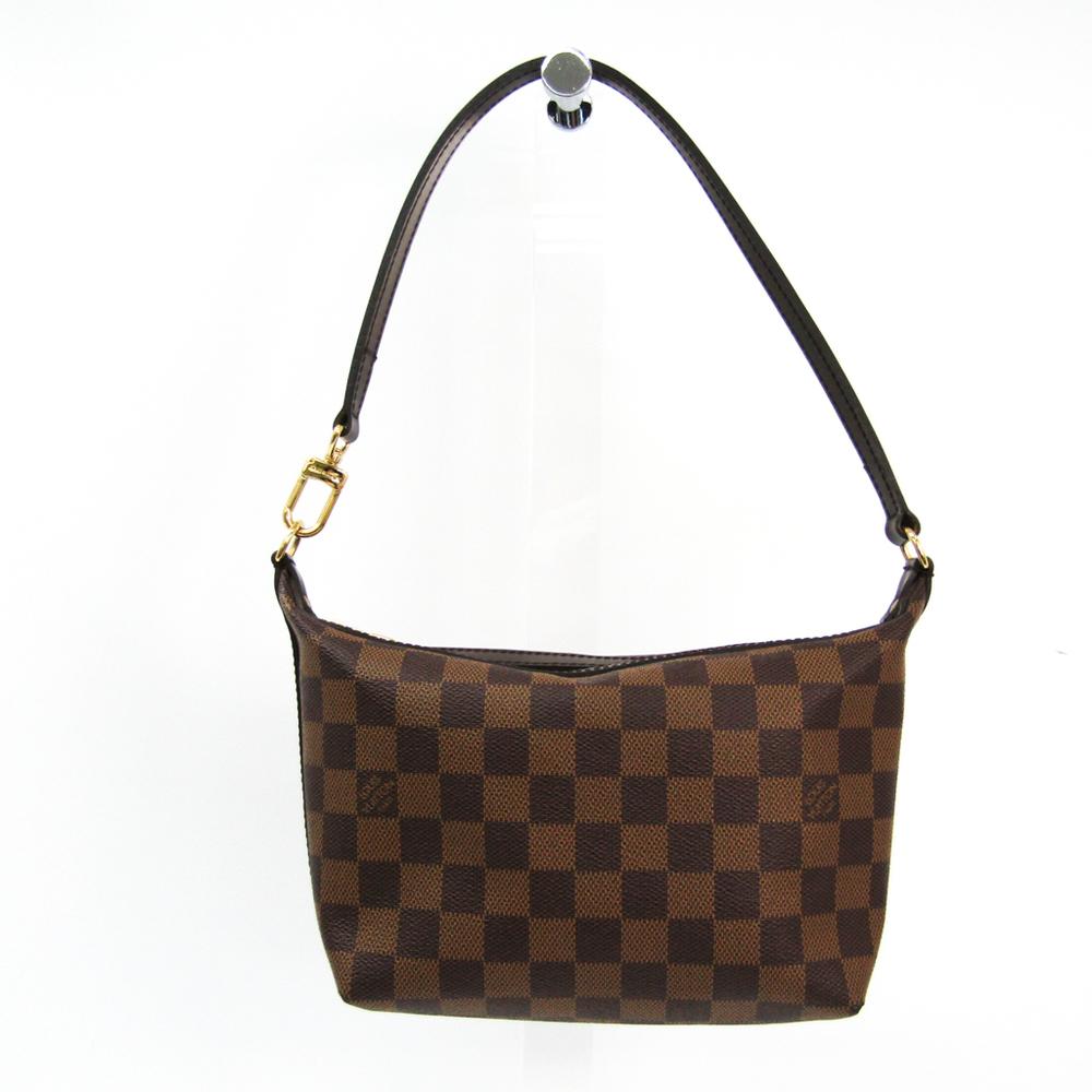 Louis Vuitton Damier Ilovo PM N51996 Women's Shoulder Bag Ebene