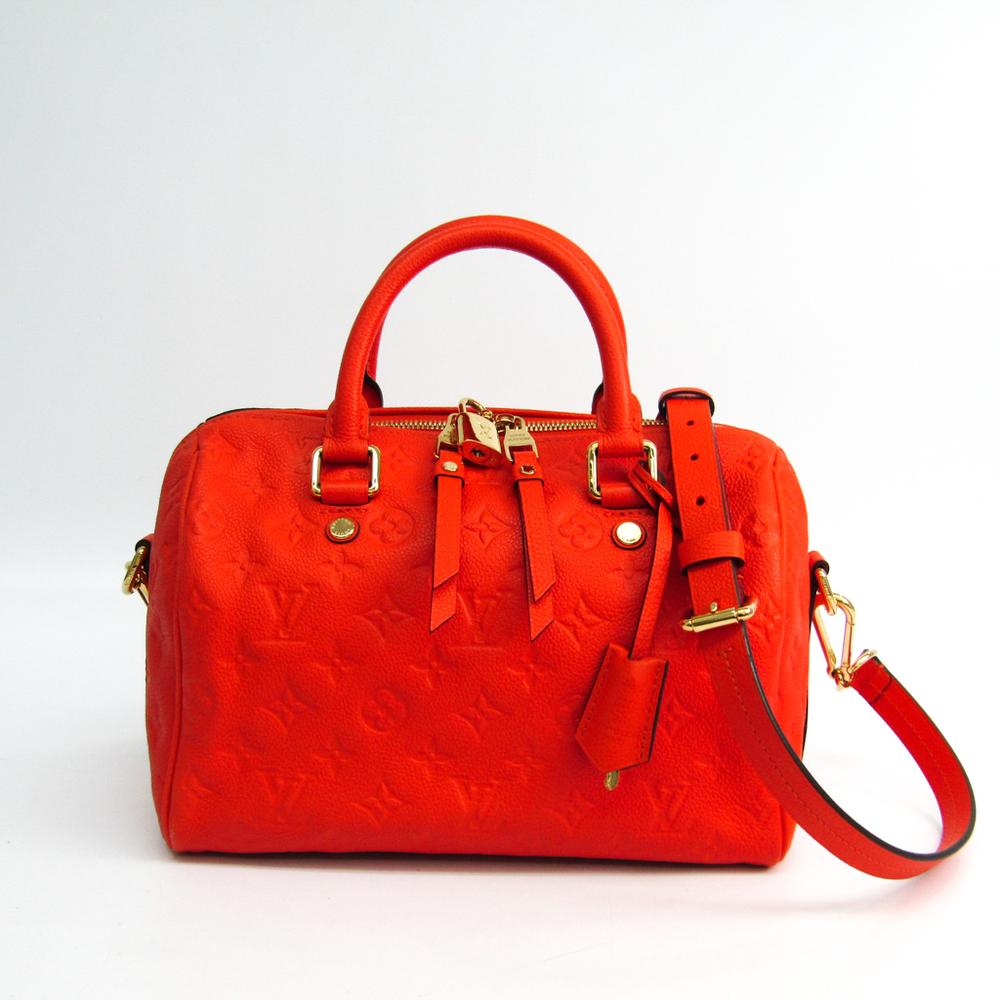 ルイ・ヴィトン(Louis Vuitton) モノグラムアンプラント スピーディ・バンドリエール25 M40758 レディース ハンドバッグ オリアン
