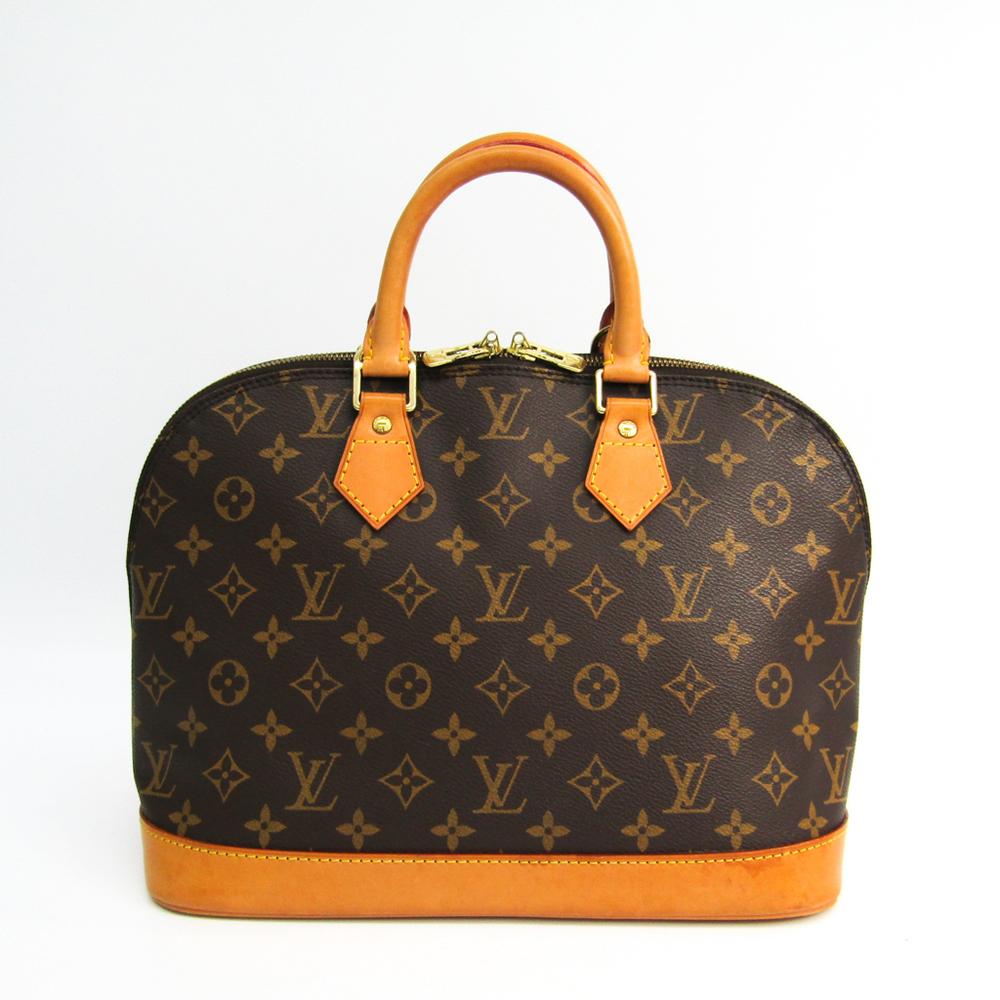 Louis Vuitton Monogram Alma M51130 Women's Handbag Monogram