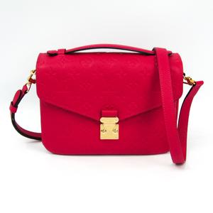 Louis Vuitton Monogram Empreinte Pochette Metis M44291 Women's Shoulder Bag