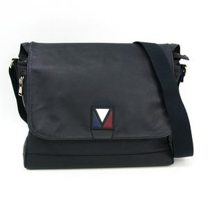 Louis Vuitton Men's Collection Cross M50442 Men's Messenger Bag Navy