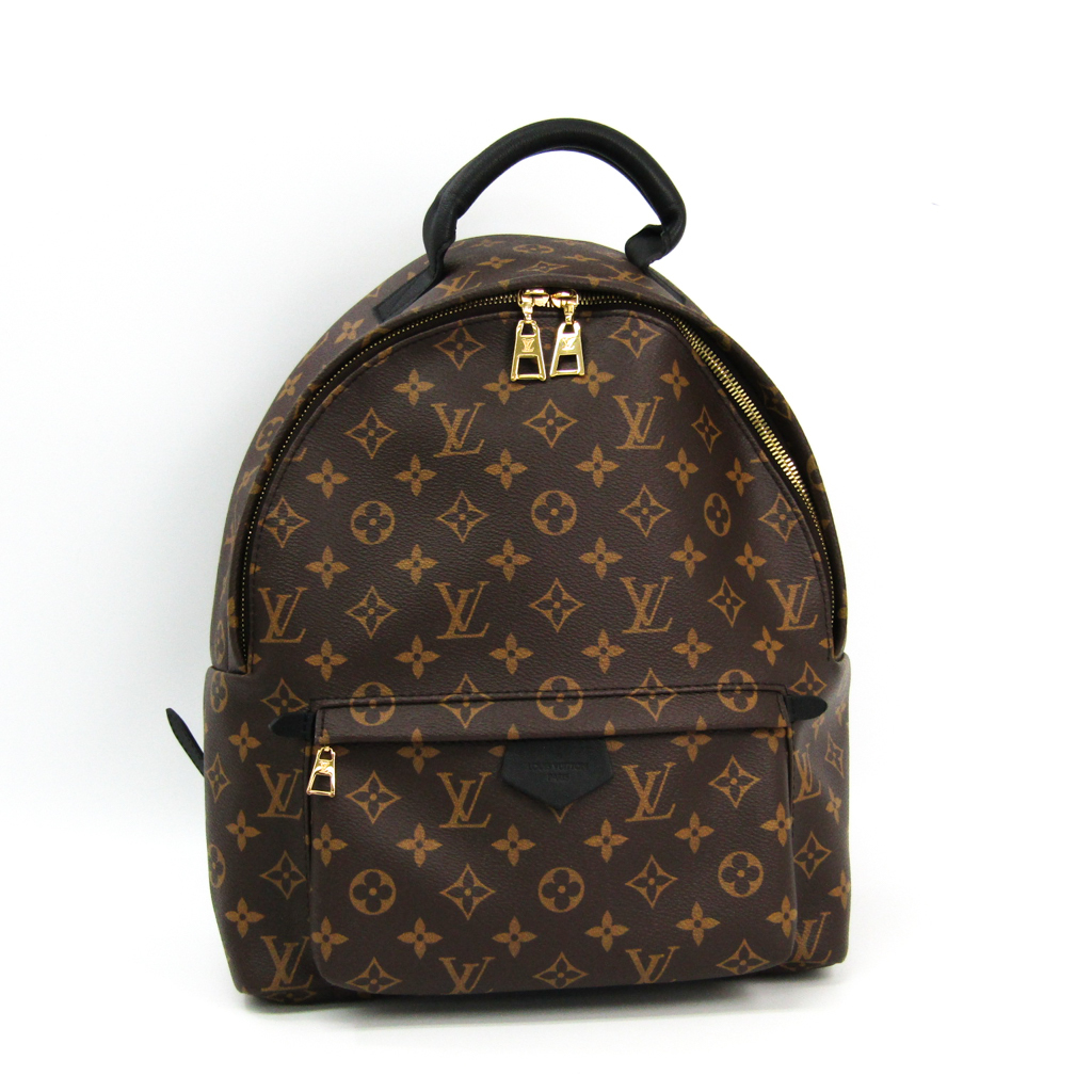 eb8688c757b64 Details about Louis Vuitton Monogram Palm Springs Backpack MM M41561 Women's  Backpack BF333758